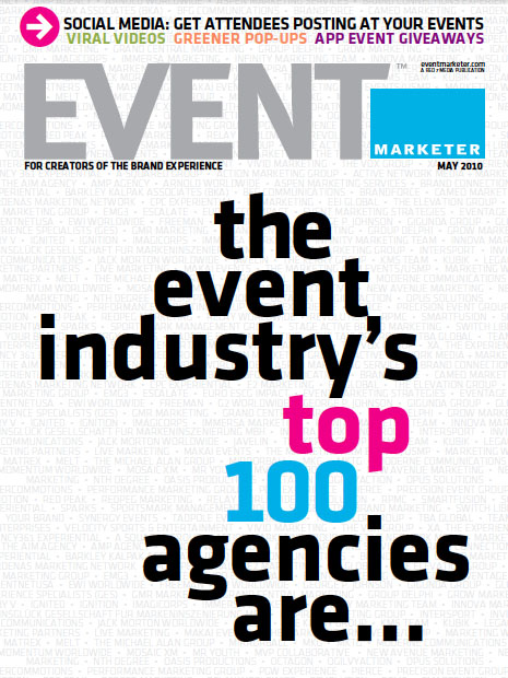 Event Marketer May 2010 Issue