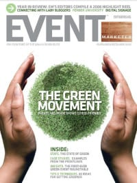 Event Marketer November/December 2008 Issue