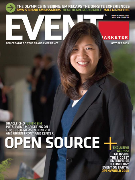 Event Marketer October 2008