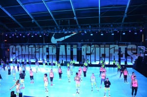 Nike Zoom Arena2 2015 @ NBA All-Star Weekend Zoom City 2015