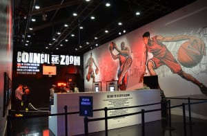 Nike Zoom Arena Registration @ NBA All-Star Weekend Zoom City 2015