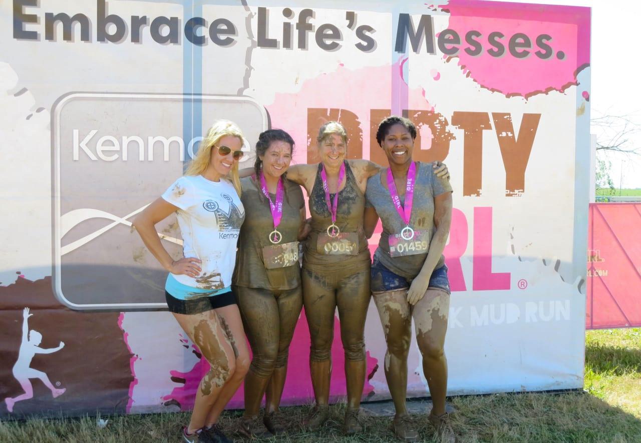 Dirty Girl Mud Run and Marketing To Women