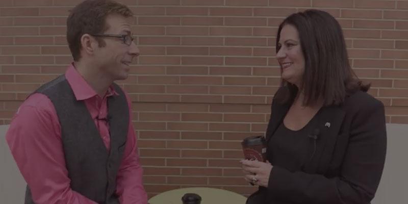 McDonald's Engagement Project Manager Lisa Fingerhut