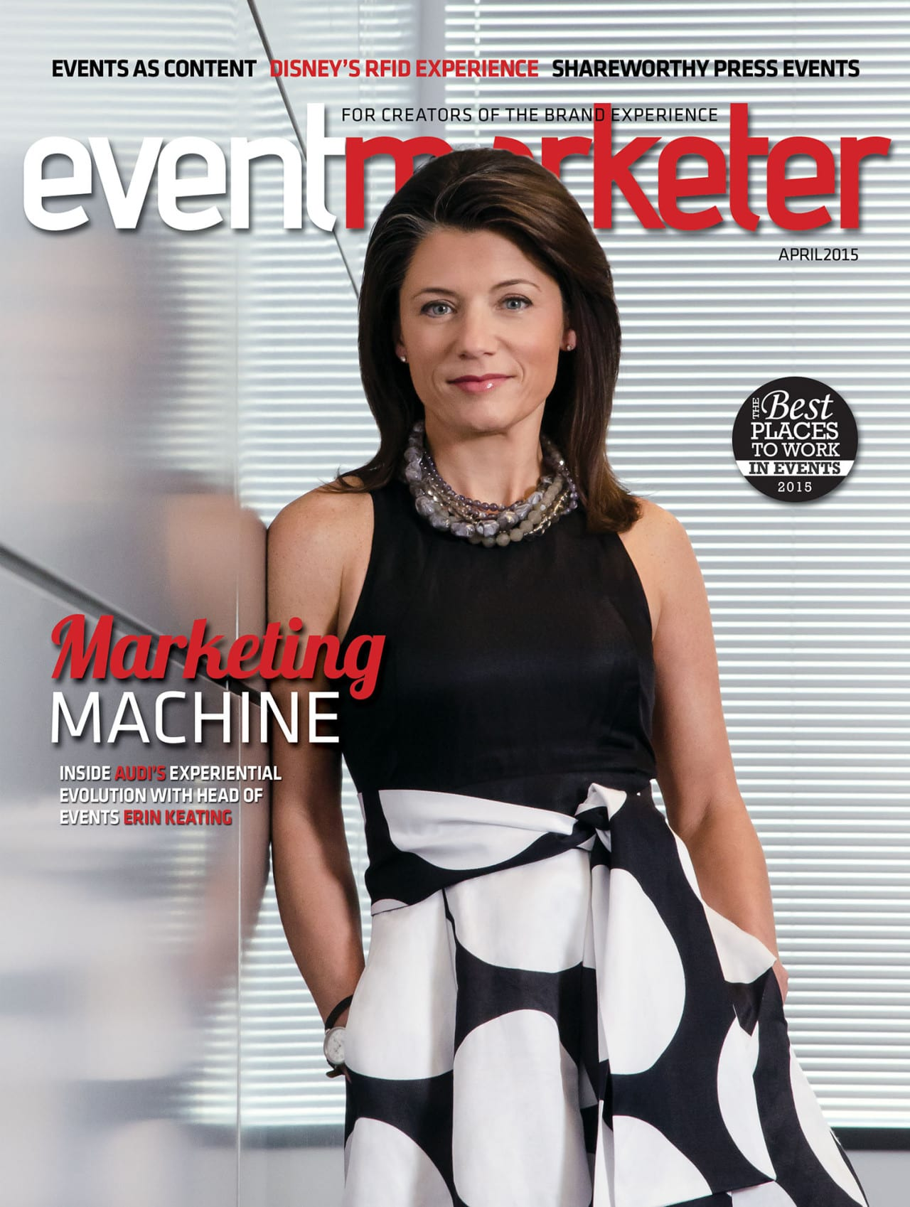 Event Marketer April 2015 Issue