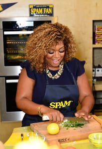 SPAMERICAN Tour Kick-Off Hosted By Sunny Anderson