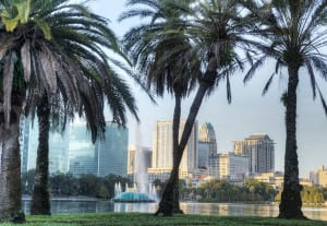 Orlando event industry