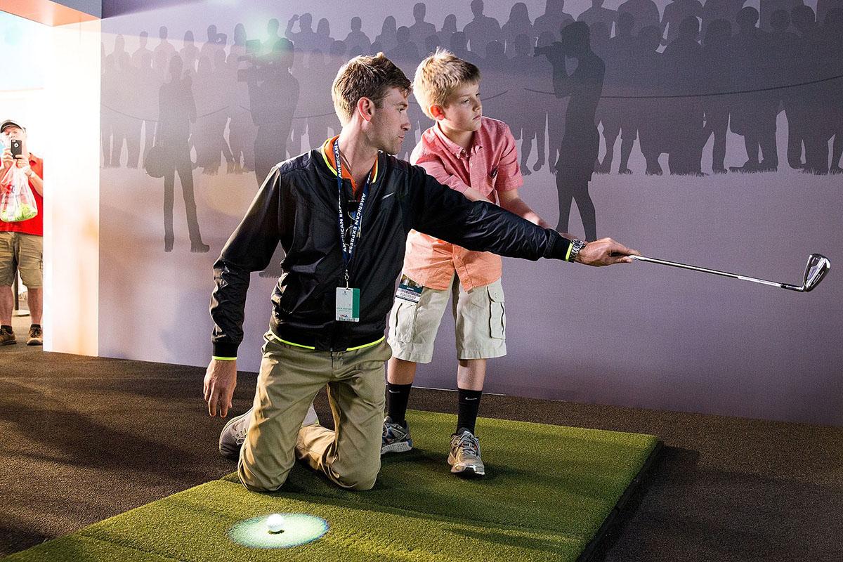 American Express Golf Sponsorship