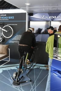 Amgen Tour of California 2015 Lexus2