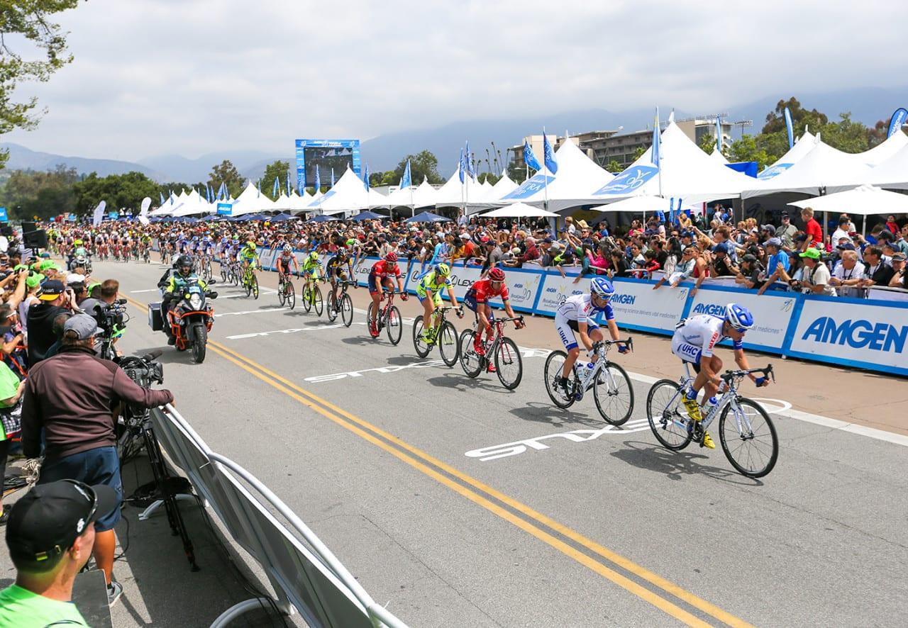 Amgen Tour of California 2015 Sponsor
