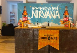 Cooperstown, NY-based Brewery Ommegang Bar 2015