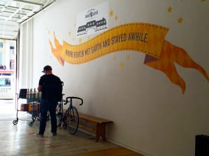 Cooperstown, NY-based Brewery Ommegang Wall Art2 2015