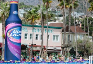 Bud Light Whateverusa Catalina Island Slideshow 4