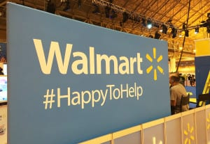 2015 Essence Festival - Walmart's #happytohelp hashtag