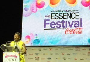 2015 Essence Festival - Press Conference 2015