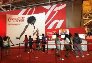 2015 Essence Festival - Coca-Cola