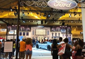 2015 Essence Festival - Ford