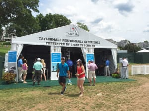 Travelers_11_2015 TaylorMade Booth