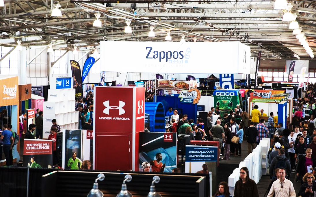 Inside the Zappos.com Bay to Breakers Title Sponsorship