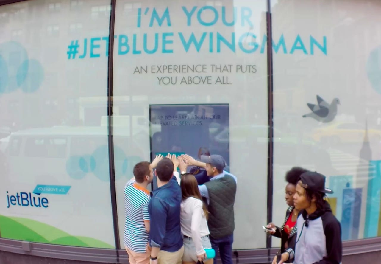 JetBlue Disruptive Marketing