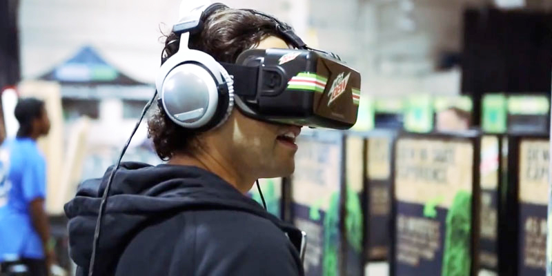 Why Mountain Dew is Obsessed with Virtual Reality