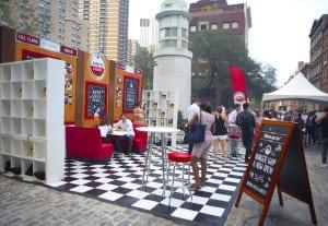 Amstel Light's Battle of the Burger