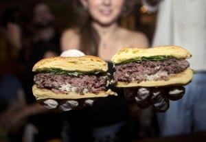Amstel Light's Battle of the Burger 7