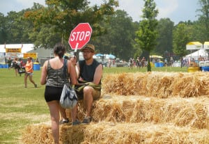 Bonnaroo Sponsors Employ Authentic Signage