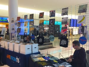 JetBlue's Record Store Day Pop-Up