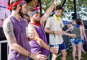 Bonnaroo Tour Angry Orchard cider-making competition