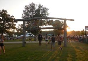 Bonnaroo Tour - Sunset on the Farm
