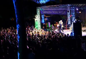 Catalina Wine Mixer - Dan Band2