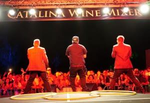 Catalina Wine Mixer - Dan Band