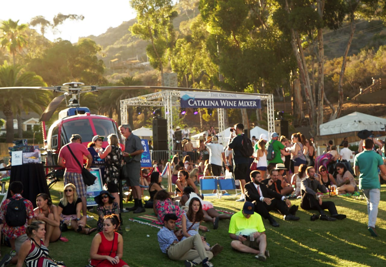 Catalina Wine Mixer - Overview
