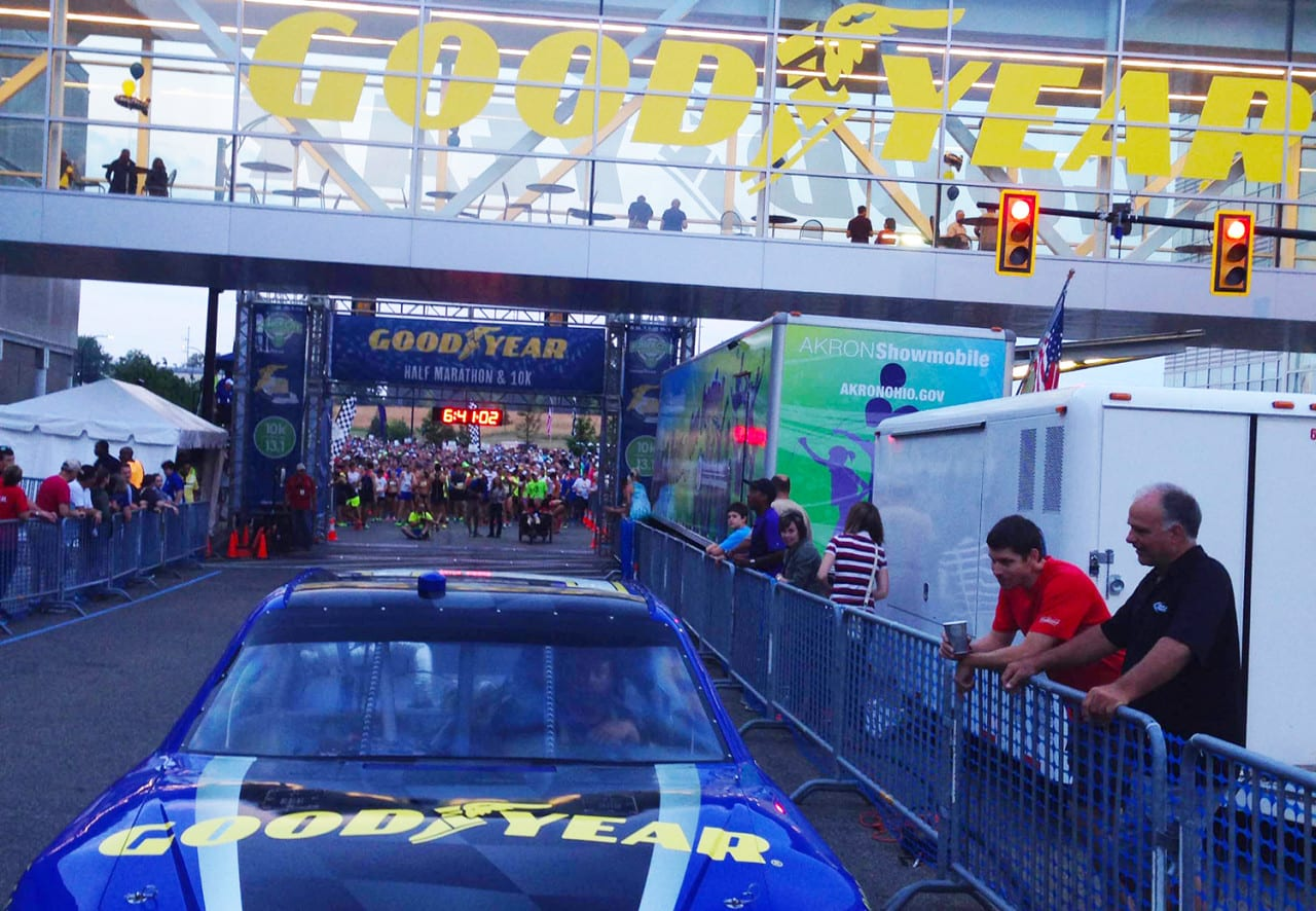Goodyear Sponsors Rubber City Race Series