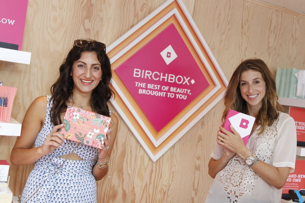 Inside Birchbox's Pop-Up Tour