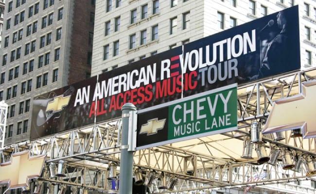 Chevrolet Music Festival Amplifies Cma Sponsorship Event Marketer