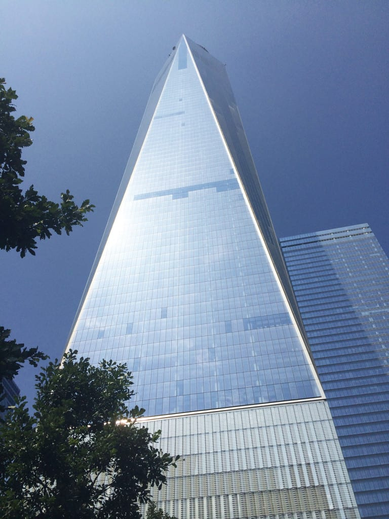 Taking a Cue From One World Observatory