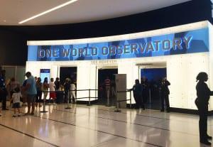 One World Entrance 2015