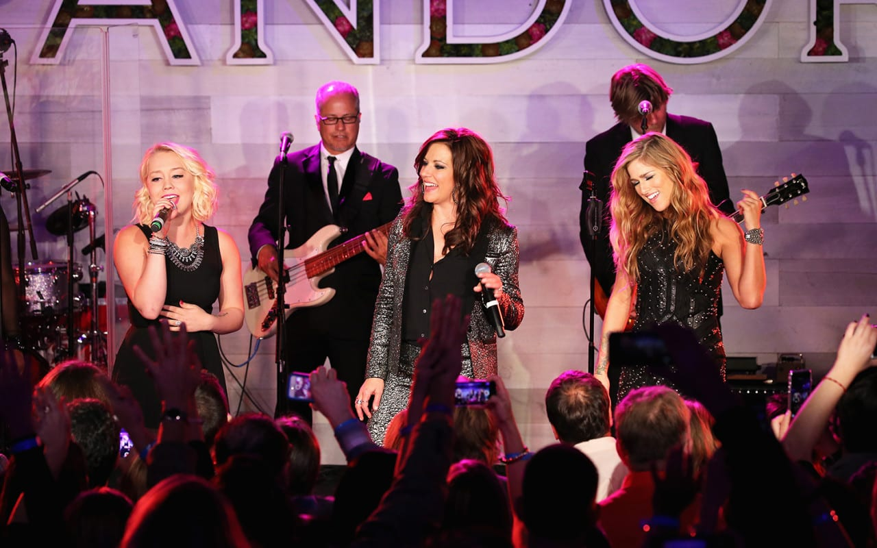 Pandora's Women In Country Concert Takes NYC