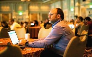EventTech 2015 Keynote listener