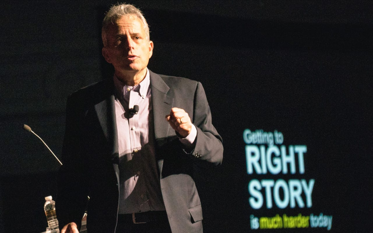 EventTech Keynote Speaker Allen Adamson Talks Brand Story