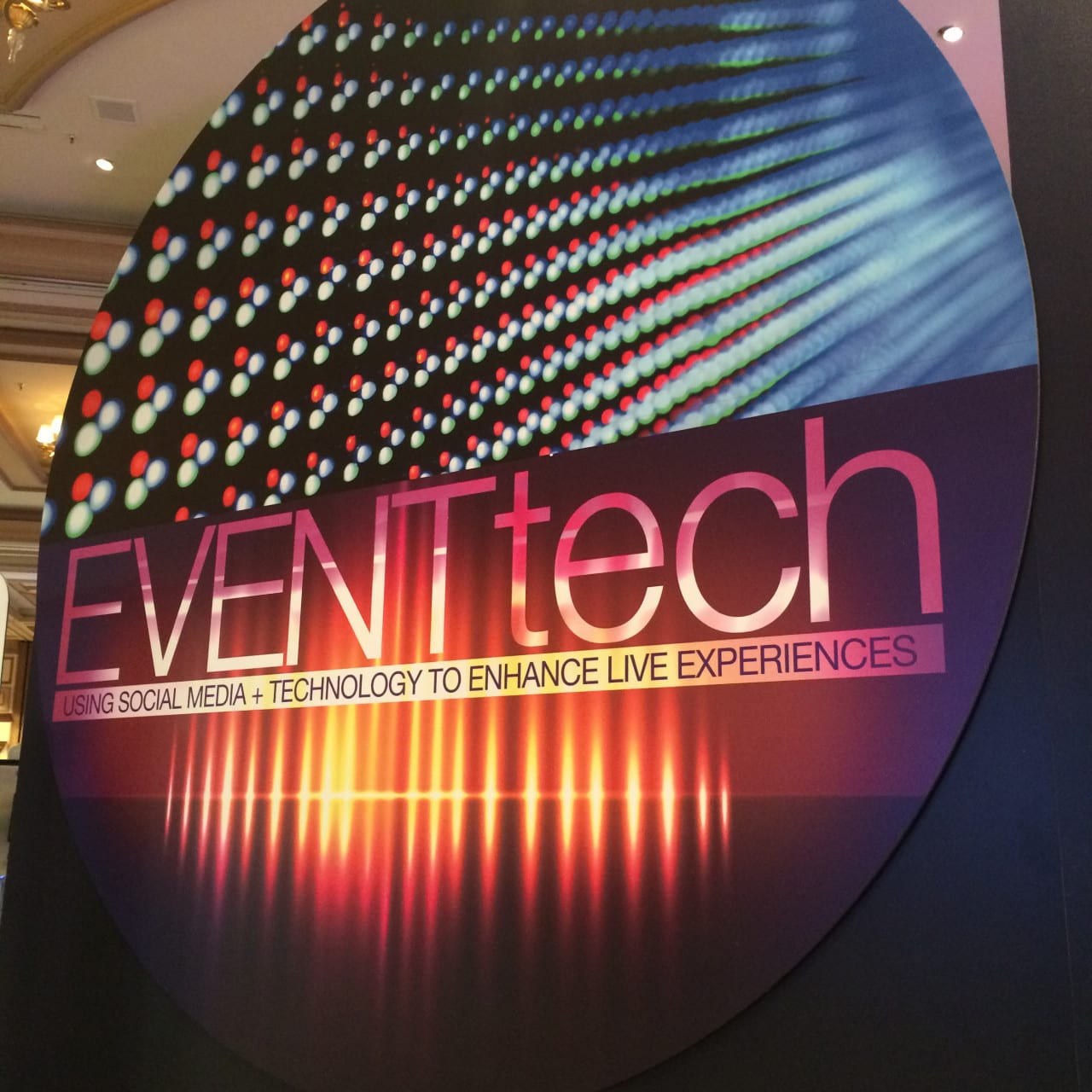 Event Tech 2015 Day 1