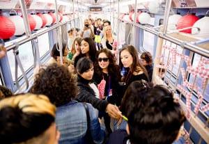Uniqlo Chicago Train 10