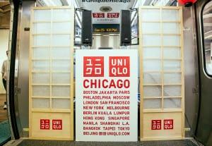 Uniqlo Chicago Train 4