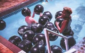 Jack Daniel's Motel 7 Pool