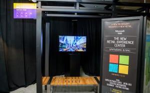 Microsoft Retail Experience Center virtual