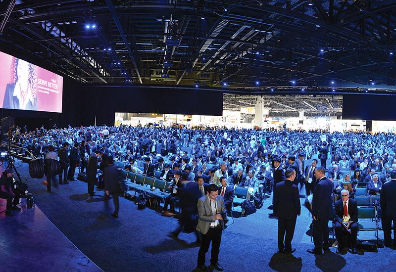 SAP Keynote Theater