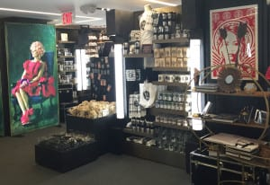 hunger games exhibition store