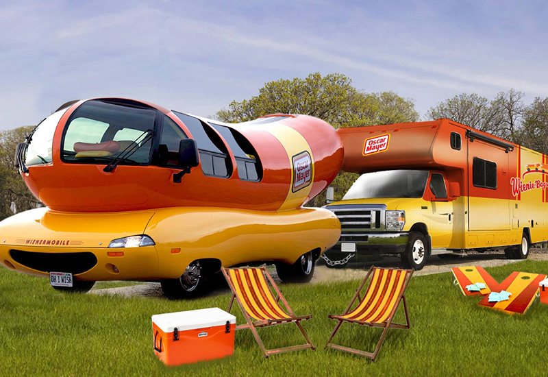 Alternative Housing - Oscar Mayer Wiene-Bago