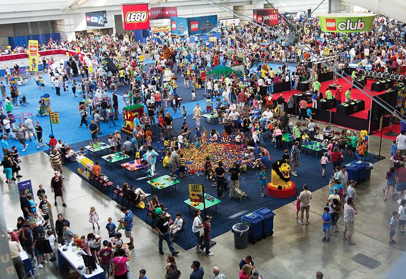 LEGO Kidsfest 2011